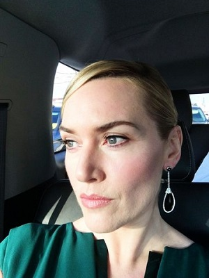 Here's How Kate Winslet Gets Ready for the SAG Awards Red Carpet