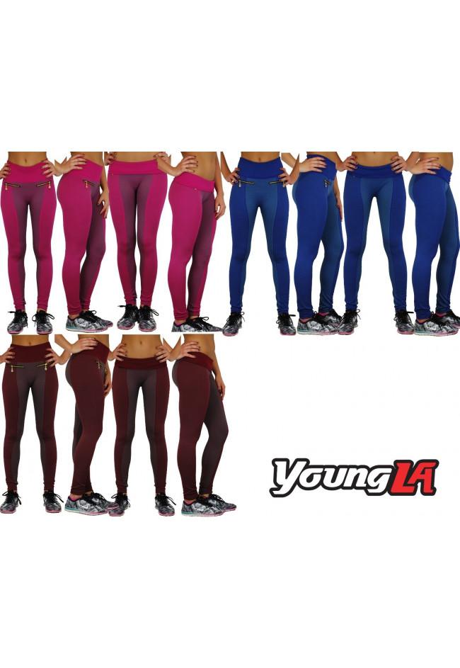 Women's Gym yoga Leggings Yoga Jogging Running Pants Activewear with pockets