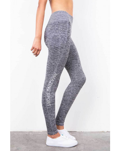 New Stretchy Mid Rise Workout Fitness Leggings Yoga Gym Active Long Tight Pants