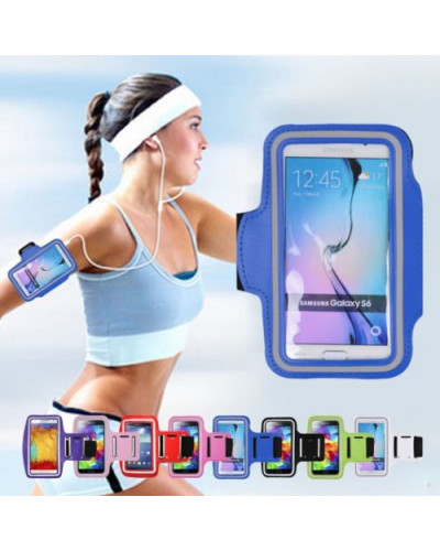 Sports Running Jogging Arm Band Case Holder for Samsung Galaxy S7/Edge/S6/S5/S4