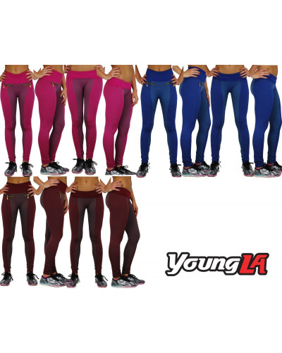 Women's Gym yoga Leggings Yoga Jogging Running Pants Activewear with pockets